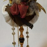 Hand Sculpted Pirate Bust