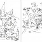 swissfamily-ink-illustration